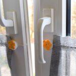 Küchengardinen Eine Gute Alternative Fr Alle Klemmstange Gardinenstange Wohnzimmer Küchengardinen