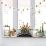 Deko Fensterbank Kreative Weihnachtsdeko Frs Fensterbrett Im Westwing Magazin Wohnzimmer Dekoration Für Küche Wanddeko Badezimmer Schlafzimmer Wohnzimmer Deko Fensterbank