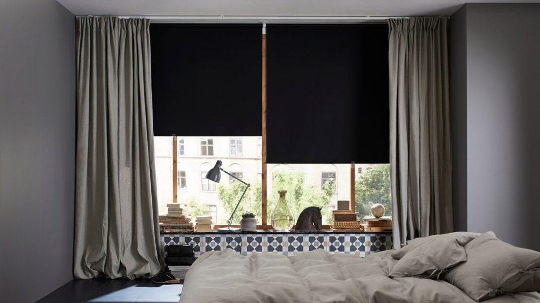 Large Size of Vorhänge Ikea Vorhnge Schlafzimmer Schnsten Wohnideen Mit Dem Eames Betten Bei Küche Sofa Schlaffunktion Kosten Miniküche Wohnzimmer Modulküche 160x200 Wohnzimmer Vorhänge Ikea
