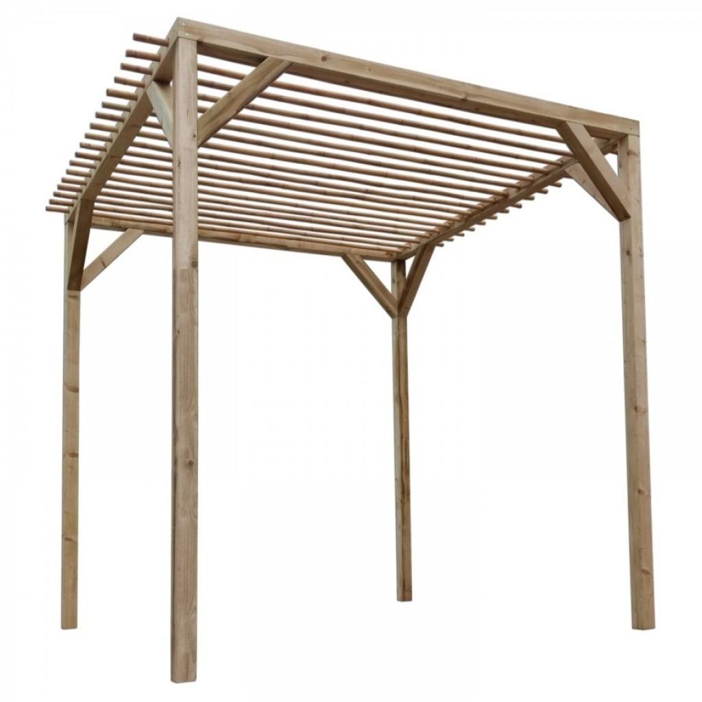 Full Size of Pergola Holz Mit Bambusrohren 270x300x270 Cm Garten Holzhaus Massivholz Regal Küche Weiß Esstisch Holzplatte Kind Modern Betten Rustikal Esstische Fliesen In Wohnzimmer Pergola Holz