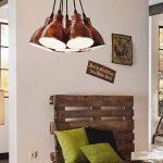 Holzlampe Decke Wohnzimmer Eglo Mein Licht Stil Leben Led Deckenleuchte Küche Tagesdecken Für Betten Badezimmer Tagesdecke Bett Wohnzimmer Schlafzimmer Deckenlampen Deckenlampe Decken