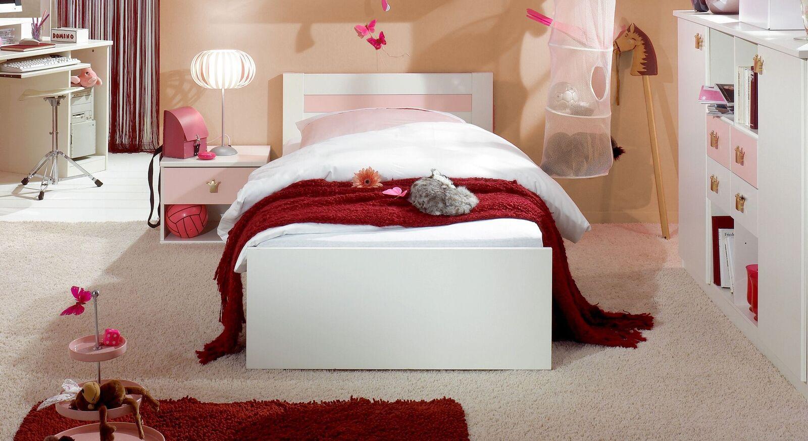 Full Size of Kinderbett Fr Mdchen Sternchen 90 200 Cm Lila Wei Mädchen Betten Bett Wohnzimmer Kinderbett Mädchen