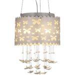 Lampen Für Kinderzimmer Kinderzimmer Schmetterling Pierced Prinzessin Zimmer Anhnger Lampe Kreative Sichtschutzfolien Für Fenster Fliesen Küche Sofa Sichtschutzfolie Fürs Wohnzimmer Lampen