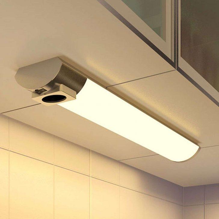 Medium Size of Küchenleuchte Unterbauleuchte Raik Mit Steckdose Und Schalter Kchenleuchte Wohnzimmer Küchenleuchte