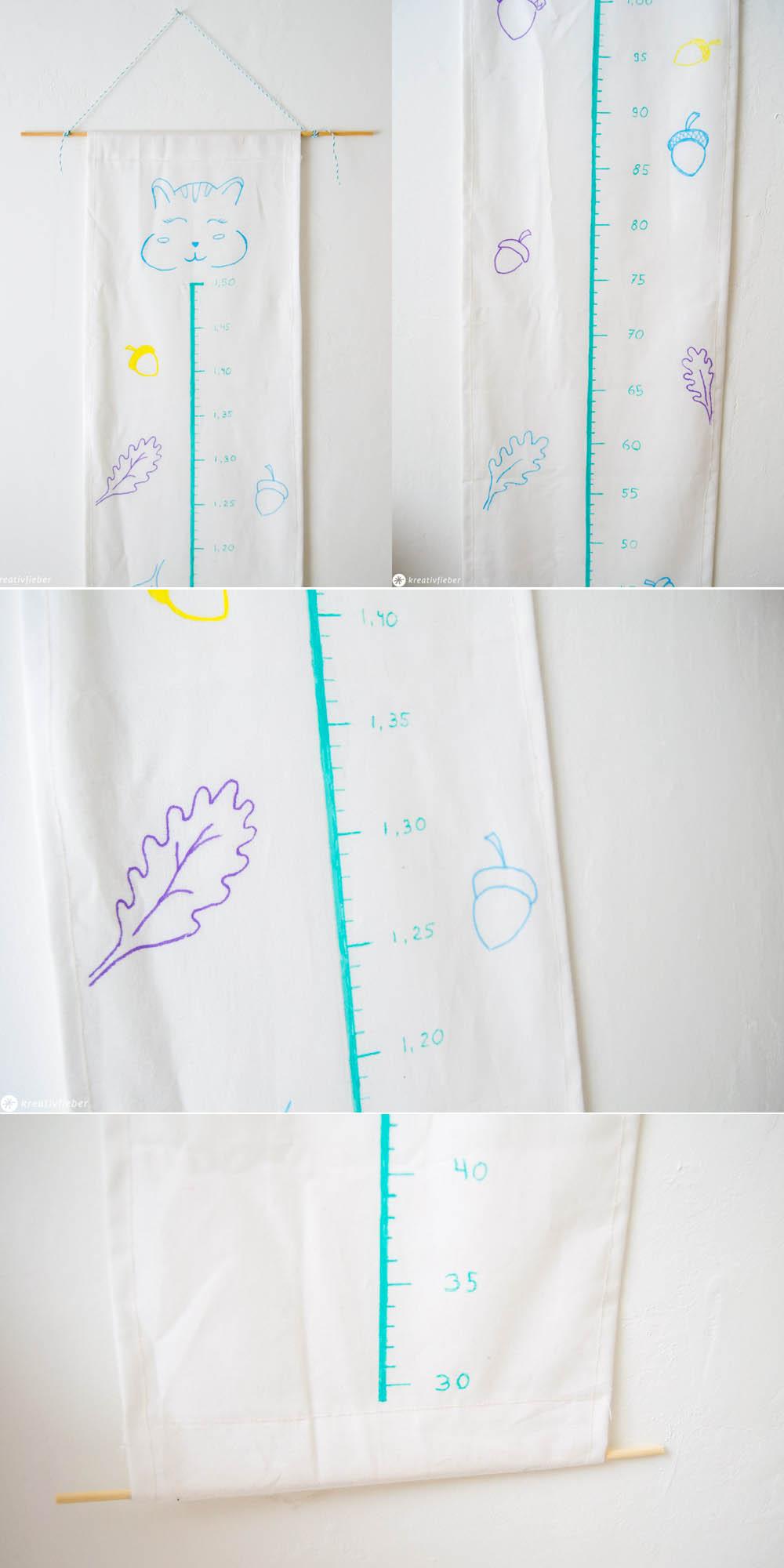 Full Size of Diy Messatte Fr Aus Stoff Kinderzimmer Regal Sofa Regale Weiß Kinderzimmer Messlatte Kinderzimmer