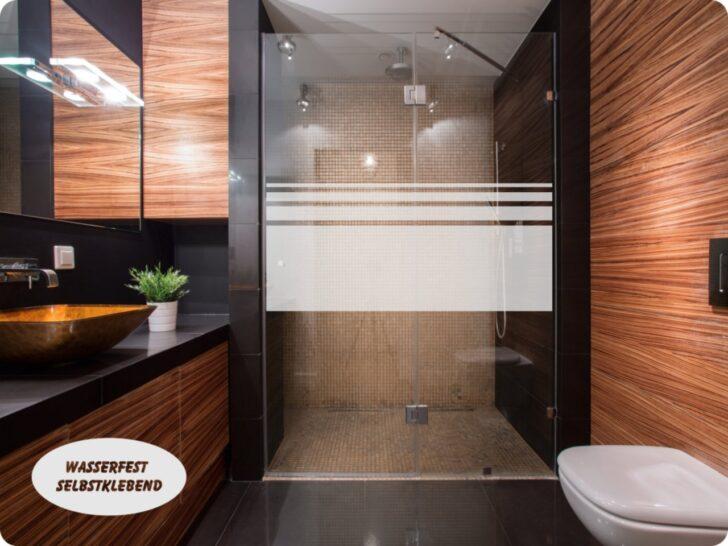Medium Size of Aufkleber Glasdekor Dusche Sichtschutz 650 Streifen 50cm Hoch Moderne Duschen Bodengleich Siphon Eckeinstieg Schulte Werksverkauf Glaswand Bodengleiche Fliesen Dusche Glastür Dusche