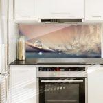 Spritzschutz Küche Grau Hochglanz Bodenfliesen Einhebelmischer Ikea Miniküche Ohne Elektrogeräte Laminat Mit Kühlschrank Geräte Wanddeko Granitplatten Wohnzimmer Spritzschutz Küche