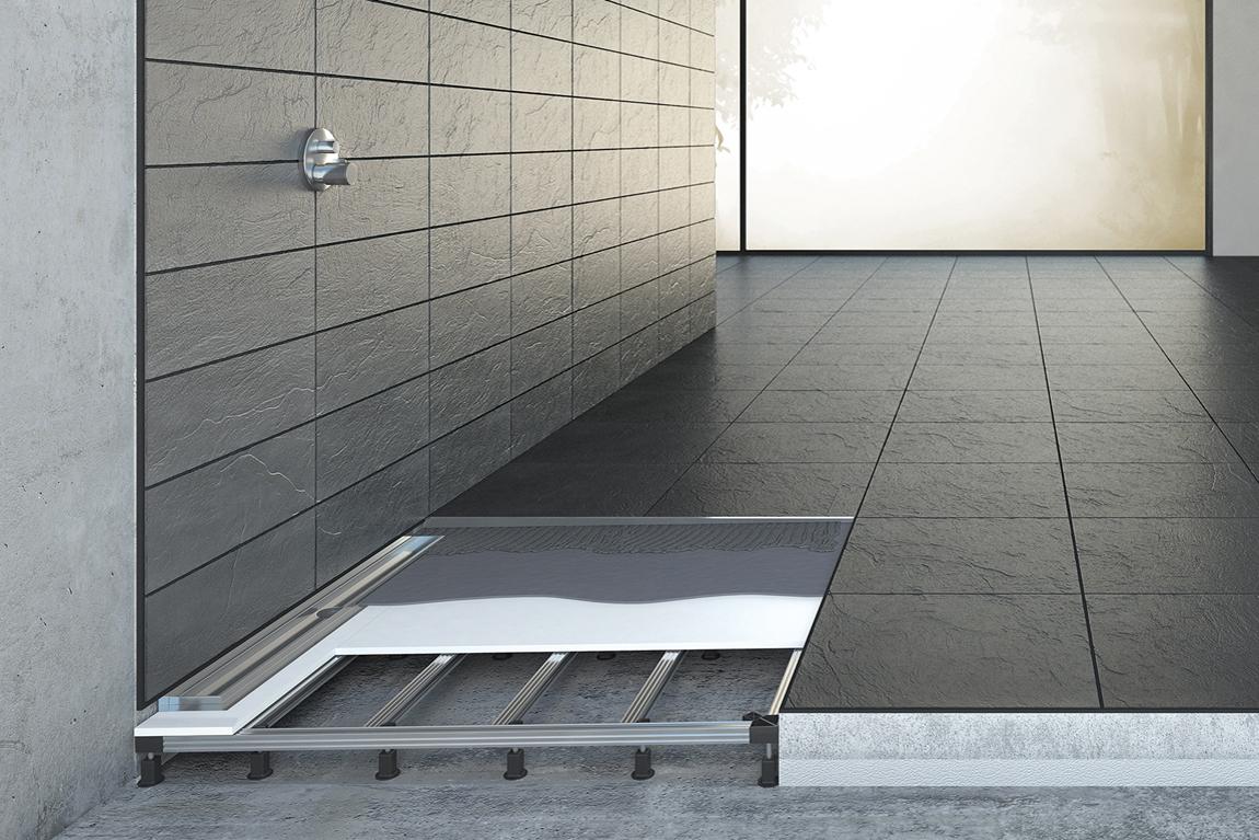 Full Size of Begehbare Dusche Bodengleiche Einbauen Einbautiefe Bidet Ohne Tür Raindance Glasabtrennung Rainshower Bluetooth Lautsprecher Schiebetür Fliesen Für Grohe Dusche Begehbare Dusche