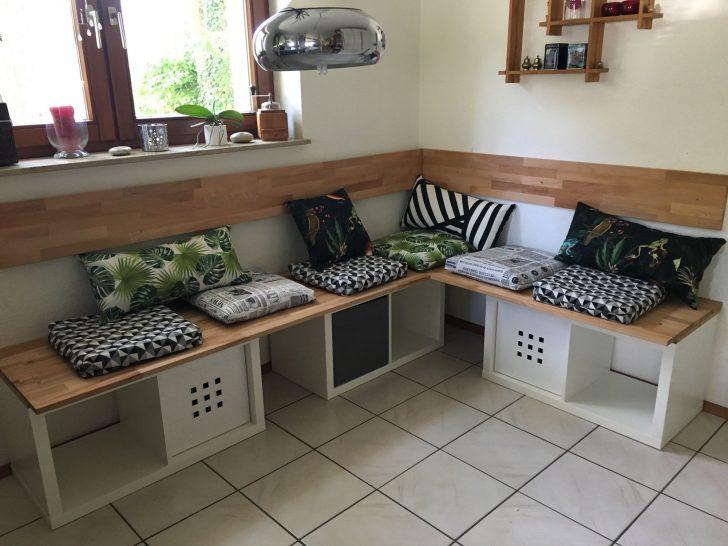 Eckbank Ikea Mit Kallagebaut Bildern Modulküche Miniküche Sofa Schlaffunktion Küche Kaufen Betten Bei Garten Kosten 160x200 Wohnzimmer Eckbank Ikea