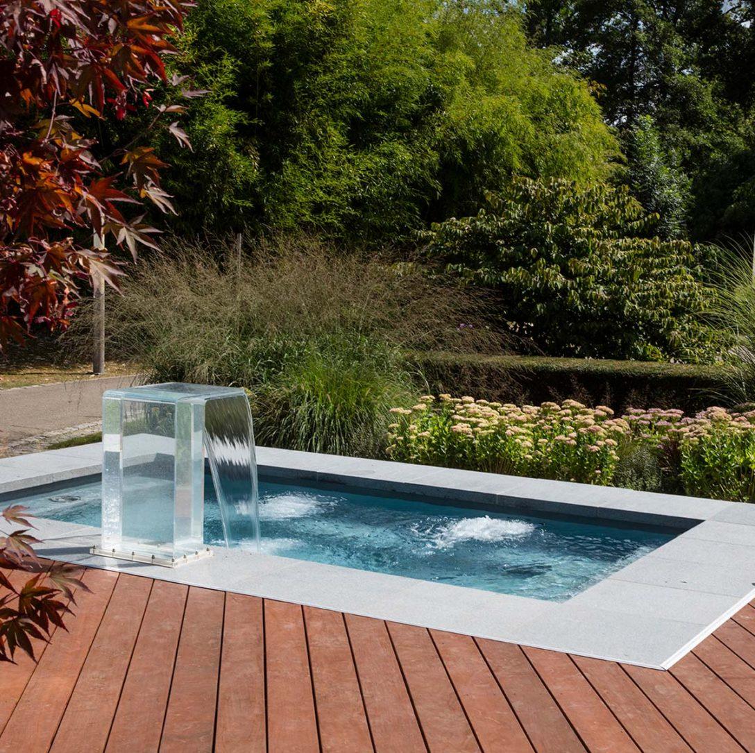 Large Size of Mini Pools Groes Vergngen Teichmeister Anbauwand Wohnzimmer Deko Garten Holzhaus Wandtattoo Badezimmer Romantische Schlafzimmer Regal Komplett Landhaus Wohnzimmer Pool Im Garten
