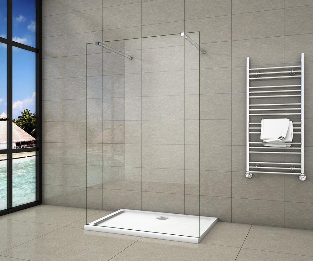 Full Size of Glaswand Dusche 200cm Walk In Duschkabine Duschabtrennung Duschwand Nano Glas 2 Glasabtrennung Eckeinstieg Glastrennwand Siphon Ebenerdig Fliesen Für Dusche Glaswand Dusche