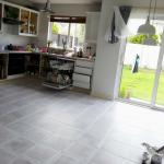 Fliesen Streichen Eine Viel Kleinere Herausforderung Als Erwartet Bodenfliesen Küche Bad Wohnzimmer Bodenfliesen Streichen