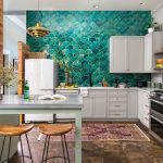 Küchenrückwand Ideen Kchentrends 2019 5 Trendige Fr Kchenrckwand Bad Renovieren Wohnzimmer Tapeten Wohnzimmer Küchenrückwand Ideen