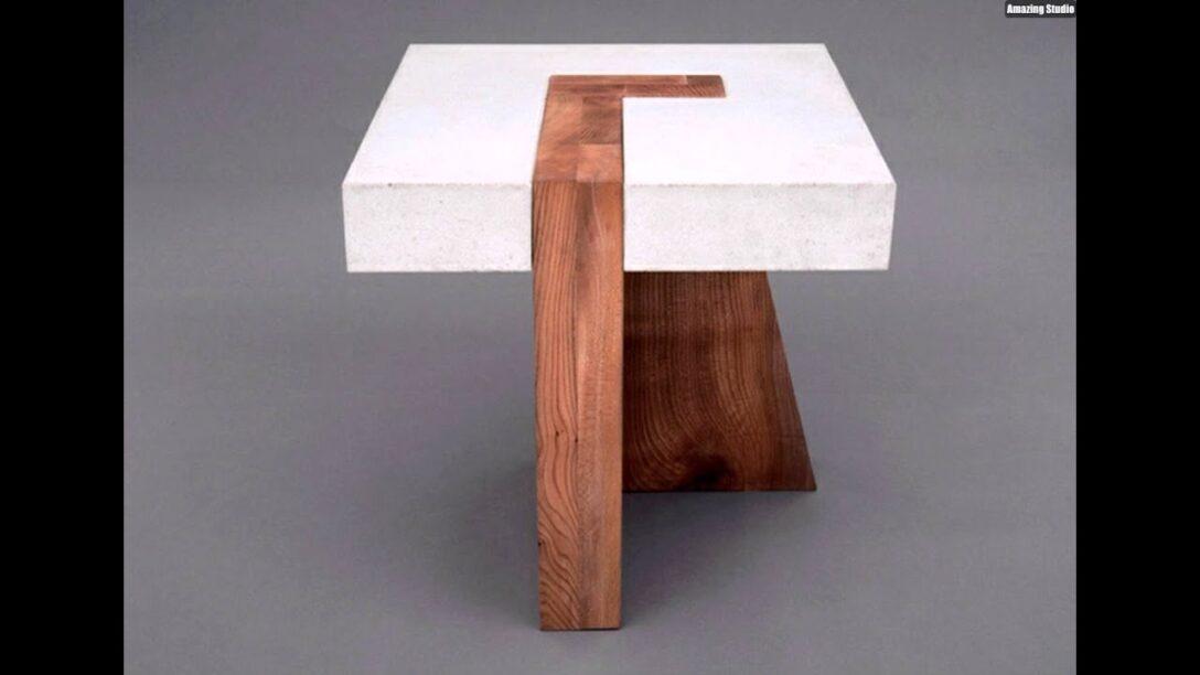 Large Size of Esstisch Betonplatte Beton Holz Tisch Eine Originelle Einrichtungsidee Esstische Design Klein Antik Industrial Bogenlampe Quadratisch Weiß Designer Esstische Esstisch Betonplatte