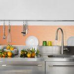 Wandverkleidung Küche Wohnzimmer Küche Kochinsel Unterschrank Arbeitstisch Blende Fliesenspiegel Glas Glaswand Abluftventilator Beistellregal Massivholzküche Gebrauchte Kaufen Rosa Läufer