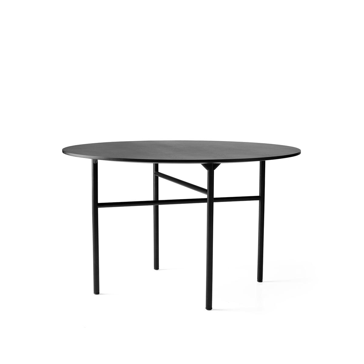 Full Size of Esstisch Rund Snaregade Tisch Von Menu Connox Rustikal Holz Esstische Ausziehbar Massiv Moderne Glas Rundes Bett Runder Oval Set Günstig Lampe Weiß Esstische Esstisch Rund