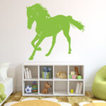 Wandtattoo Kinderzimmer Pferd Galopp 3 Ab 20 Regal Sofa Regale Weiß Kinderzimmer Kinderzimmer Pferd