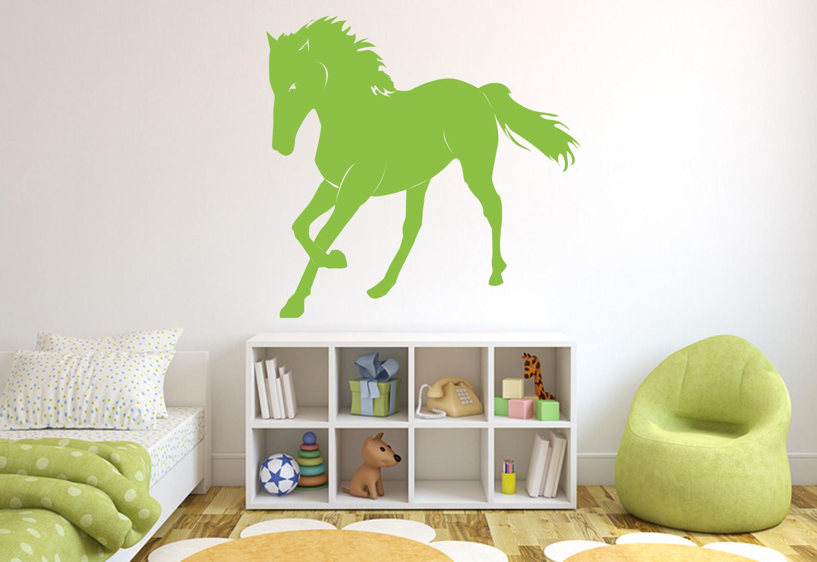 Full Size of Wandtattoo Kinderzimmer Pferd Galopp 3 Ab 20 Regal Sofa Regale Weiß Kinderzimmer Kinderzimmer Pferd