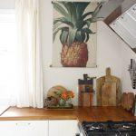 Küche Wanddeko Meine Kche Ananas Fr Wand Mrs Greenery Beistelltisch Wasserhahn Modulküche Jalousieschrank Planen Nischenrückwand Was Kostet Eine Neue Wohnzimmer Küche Wanddeko