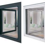 Fliegengitter Magnet Powerfiinsektenschutzfenster Fenster Für Magnettafel Küche Maßanfertigung Wohnzimmer Fliegengitter Magnet