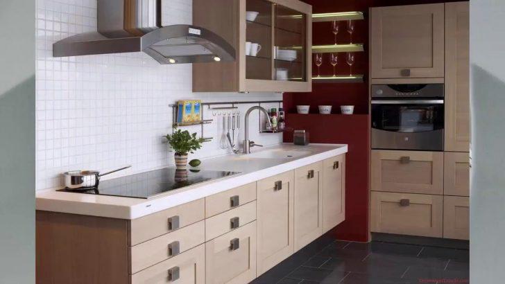 Medium Size of Kchen Ideen Fr Kleine 2019 Haus Youtube Wohnzimmer Küchenideen