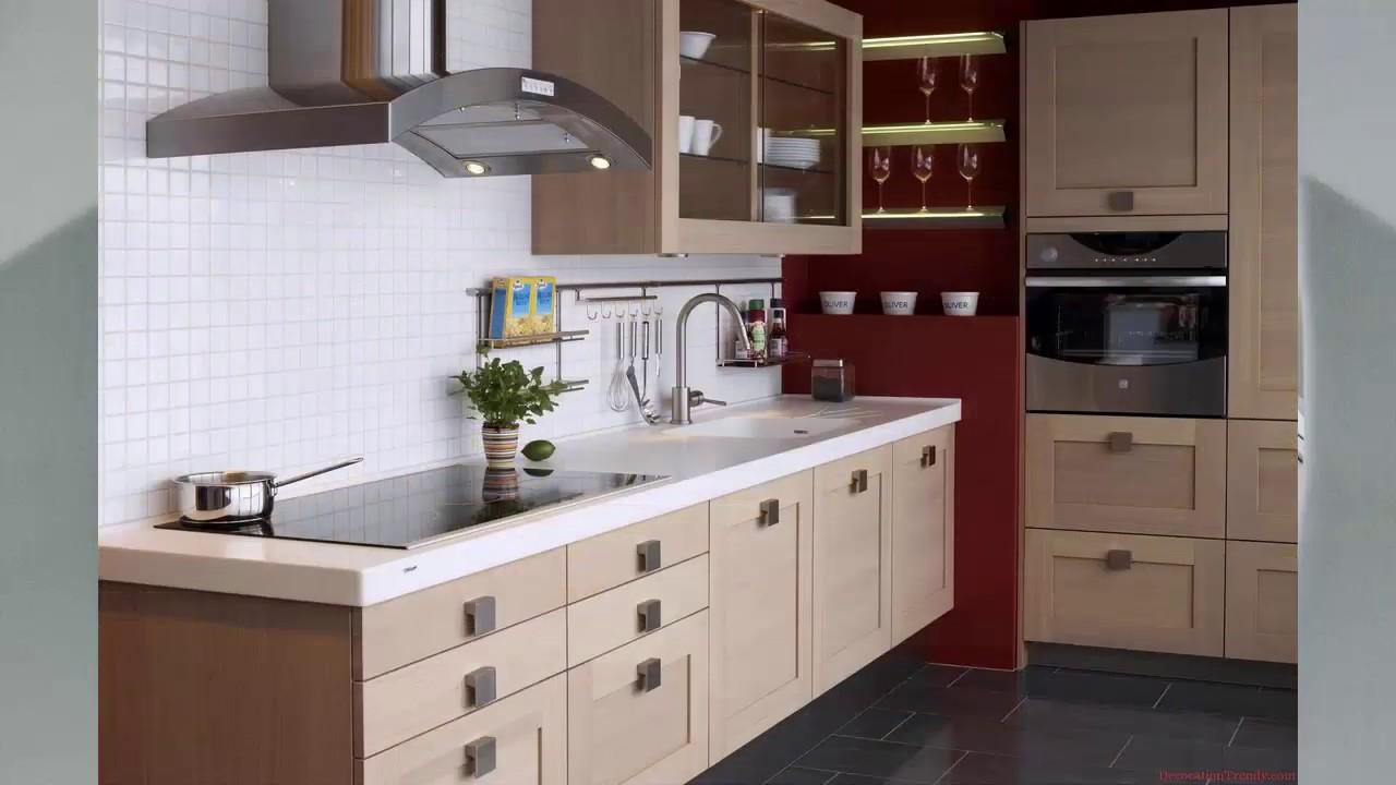 Full Size of Kchen Ideen Fr Kleine 2019 Haus Youtube Wohnzimmer Küchenideen