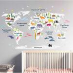 Wandschablonen Kinderzimmer Kinderzimmer Wandgestaltung Schablonen Vorlagen Kinderzimmer Regal Weiß Sofa Regale