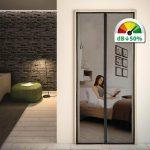 Fliegengitter Magnet Fenster Für Maßanfertigung Magnettafel Küche Wohnzimmer Fliegengitter Magnet