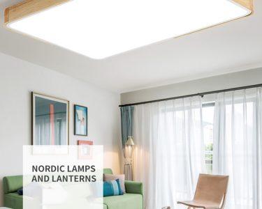 Wohnzimmer Deckenlampe Wohnzimmer 80w Led Deckenleuchte Rechteckig Deckenlampe Dimmbar Mit Schrankwand Wohnzimmer Deckenlampen Modern Hängelampe Teppich Für Moderne Lampen Deckenleuchten