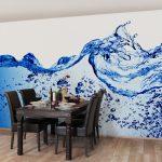 Küchentapete Wohnzimmer Design Tapete Kchentapete Sensational Fresh Vlies Fototapete