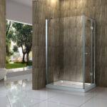 Glaswand Dusche Dusche Glaswand Dusche Arto Se 120 90 Cm Glas Duschkabine Duschwand Begehbare Fliesen Kaufen Nischentür Abfluss Raindance Ohne Tür Ebenerdige Kosten Bodengleiche