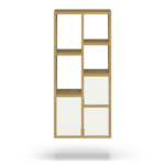 Regal Auf Maß 50 Cm Breit Nach Ma Das Perfekte Von Pickawood Industrie Rollen Küche Kaufen Günstig Schüco Fenster Alte Würfel 40 Outdoor Schmales Designer Regal Regal Auf Maß