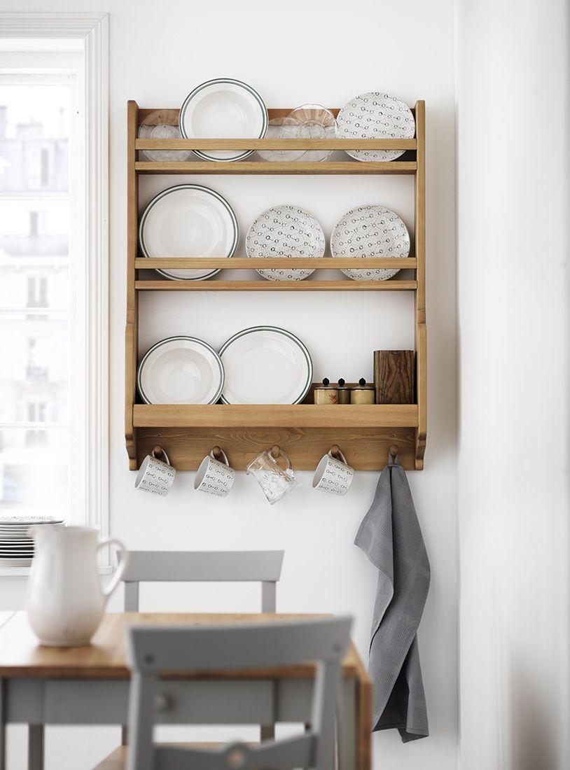 Full Size of Ikea Küchenregal Das Neue Gamleby Wandregal Von Regal Kche Miniküche Küche Kosten Betten Bei 160x200 Modulküche Kaufen Sofa Mit Schlaffunktion Wohnzimmer Ikea Küchenregal