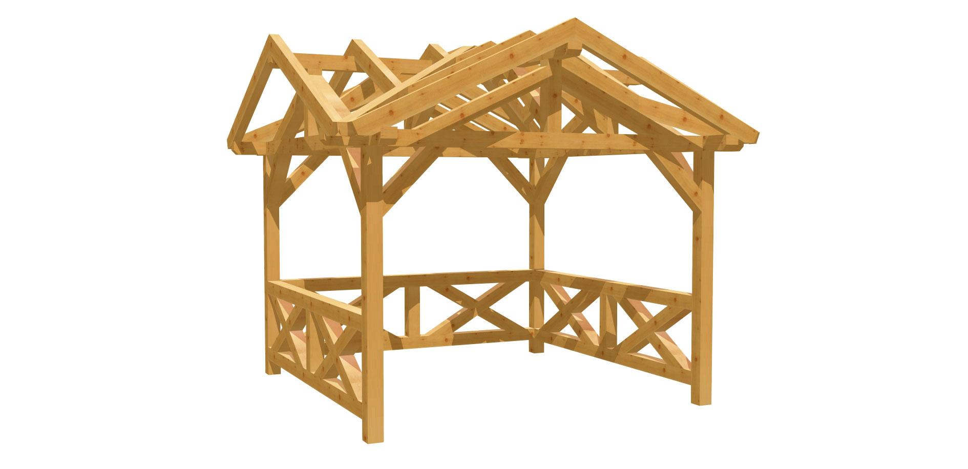 Full Size of Gartenpavillon Selber Bauen Holz Bauplande Massivholz Esstisch Fenster Rolladen Nachträglich Einbauen Bad Waschtisch Bett 180x200 140x200 Küche Planen Wohnzimmer Pavillon Holz Selber Bauen