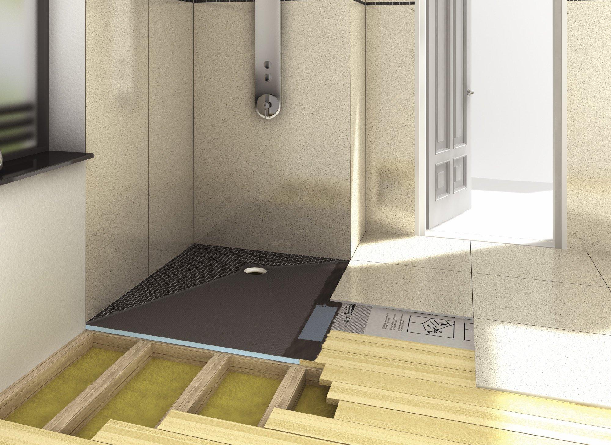 Full Size of Dusche Bodengleich Duschboard 120x90 Mit Duschrinne 80 Cm Breuer Duschen Glasabtrennung Antirutschmatte Walkin Bodengleiche Nachträglich Einbauen 90x90 Dusche Dusche Bodengleich