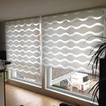 Doppelrollo Wave Von Mhz Kche Tende A Gardinen Für Die Küche Scheibengardinen Fenster Schlafzimmer Wohnzimmer Wohnzimmer Gardinen Küchenfenster