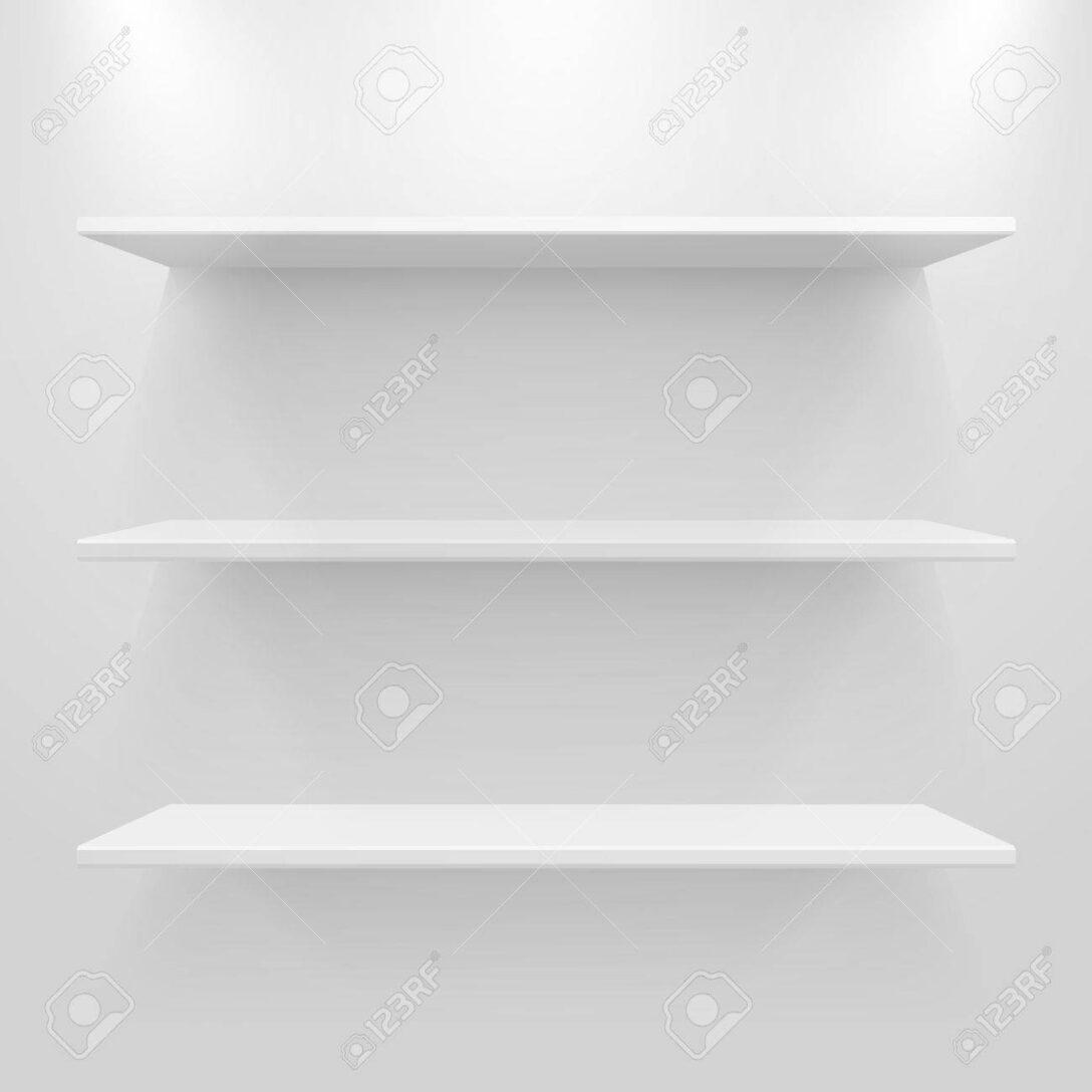 Large Size of Weiße Regale Leere Weie Auf Hellgrauem Hintergrund Lizenzfrei Nutzbare Aus Europaletten Günstige Weiß Obi Kaufen Roller Bito Gebrauchte Schäfer Weißes Regal Weiße Regale
