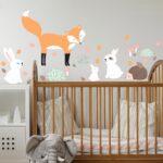 Wandschablonen Kinderzimmer Kinderzimmer 13 Einzigartig Fotos Von Wandtattoo Kinderzimmer Dschungel Regal Sofa Regale Weiß
