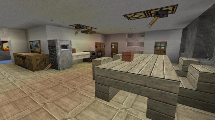 Medium Size of Minecraft Küche Lets Sgether Wohnhaus Teil 3 5tef4ns Blog Modulküche Ikea Moderne Landhausküche Lieferzeit Kosten Tapeten Für Die Vorratsschrank Wohnzimmer Minecraft Küche