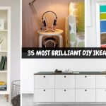 35 Most Brilliant Diy Ikea Hacks Ever Youtube Betten 160x200 Modulküche Küche Kosten Sofa Mit Schlaffunktion Miniküche Bei Kaufen Wohnzimmer Ikea Hacks