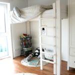 Kinderzimmer Hochbett Regal Regale Weiß Sofa Kinderzimmer Kinderzimmer Hochbett