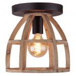 Lampe Aus Holz Selber Bauen Deckenleuchte Deckenlampe Machen Holzbalken Led Deckenlampen Dimmbar Rund Flach Glasschirm Selbst Rustikal Schlafzimmer Massivholz Wohnzimmer Deckenlampe Holz