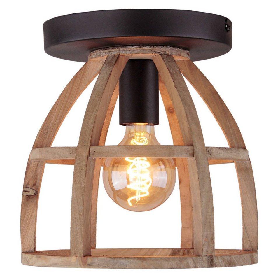 Full Size of Lampe Aus Holz Selber Bauen Deckenleuchte Deckenlampe Machen Holzbalken Led Deckenlampen Dimmbar Rund Flach Glasschirm Selbst Rustikal Schlafzimmer Massivholz Wohnzimmer Deckenlampe Holz