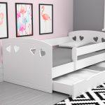 Kinderbett Mädchen Jugendbett 80x140 80x160 80x180 Junge Und Mdchen Mit Bett Betten Wohnzimmer Kinderbett Mädchen