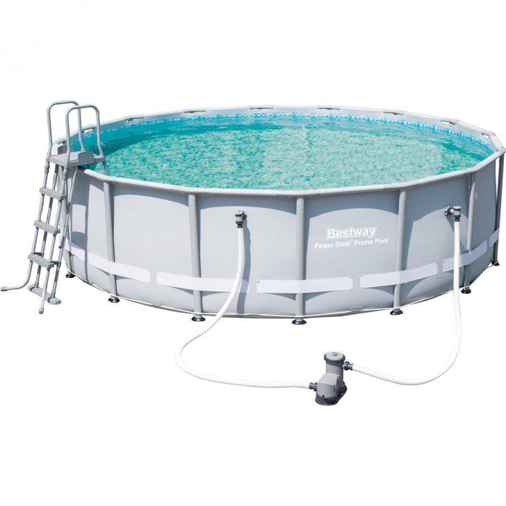 Medium Size of Bestway Stahlrahmen Pool Set 488 Cm 122 Kaufen Bei Obi Swimmingpool Garten Nobilia Küche Whirlpool Mini Einbauküche Fenster Im Bauen Aufblasbar Regale Wohnzimmer Obi Pool