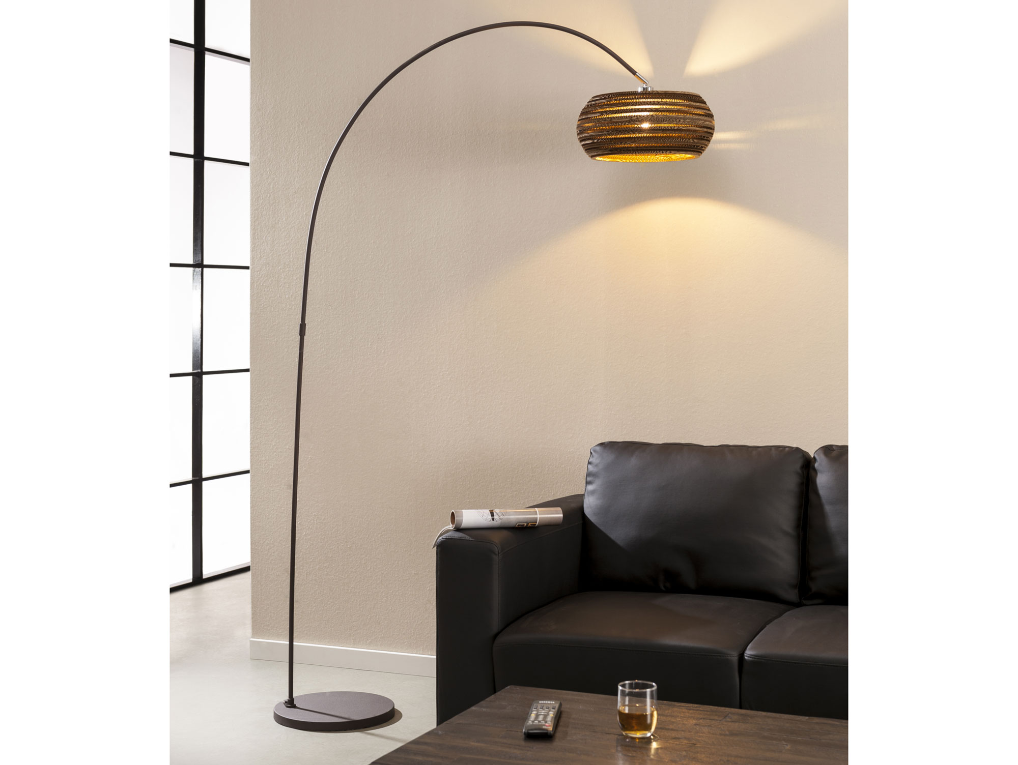 Full Size of Bogenlampe Esstisch Caiden Stehlampe Braun Runder Lampen Glas Holzplatte Günstig Weiß Oval Musterring Rund Mit Stühlen Buche Esstische Bogenlampe Esstisch