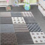 Kinderzimmer Spielteppich Stern Design Teppichmax Regal Weiß Sofa Wohnzimmer Teppiche Regale Kinderzimmer Teppiche Kinderzimmer