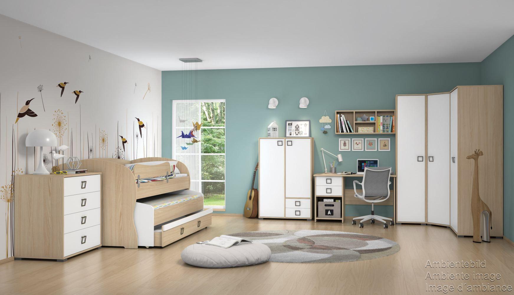 Full Size of Eckschrank Eckkleiderschrank Kinderzimmer Esche 236x86x86 Cm Regal Regale Weiß Sofa Kinderzimmer Eckkleiderschrank Kinderzimmer