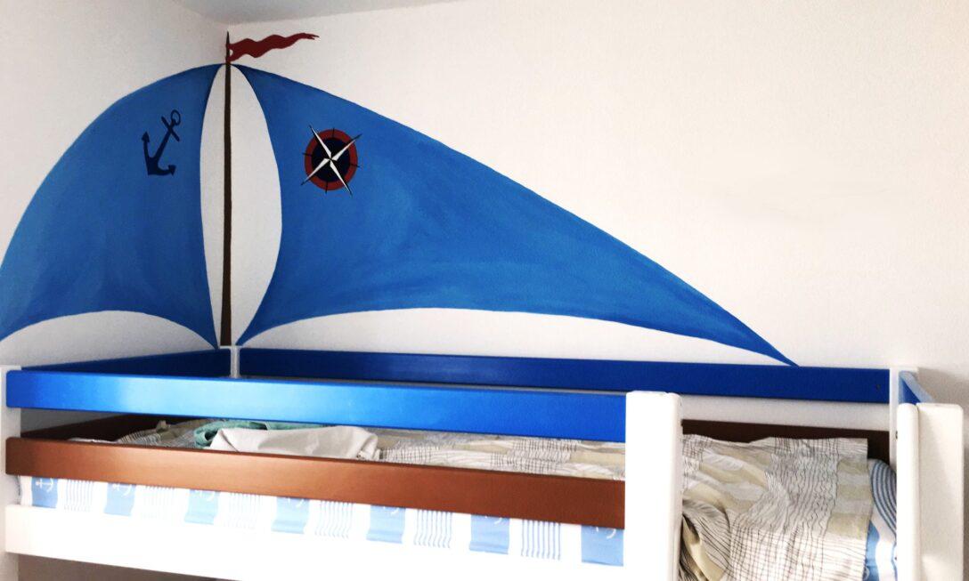 Large Size of Piraten Kinderzimmer Wandgestaltung By Irina Wandmalerei Im Regale Regal Sofa Weiß Kinderzimmer Piraten Kinderzimmer