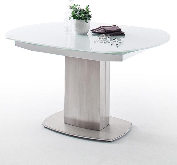 Medium Size of Esstisch Zelder Glastisch Mit Edelstahl 130 Cm Küche Wandpaneel Glas Rund Ausziehbar Sofa Für Weiß Set Günstig Esstische Holz Stühlen Massiv Kleiner Regal Esstische Glas Esstisch